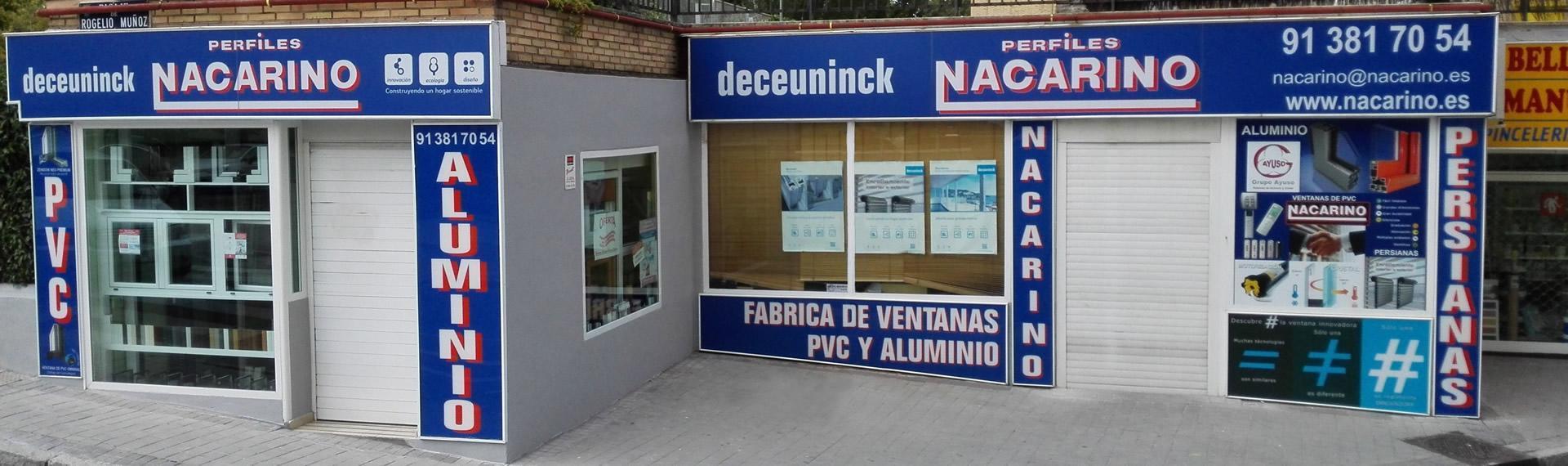 fabricante e instalador de ventanas de pvc y aluminio homologado y adherido a los planes renove de la comunidad de madrid